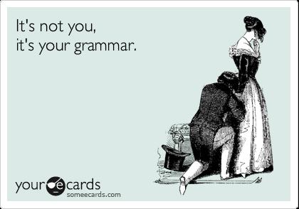 Why TEFL Teachers Need to Know Grammar 1