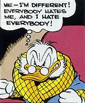 Scrooge : A mean piece of vocabulary 1
