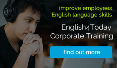 corporate english training
