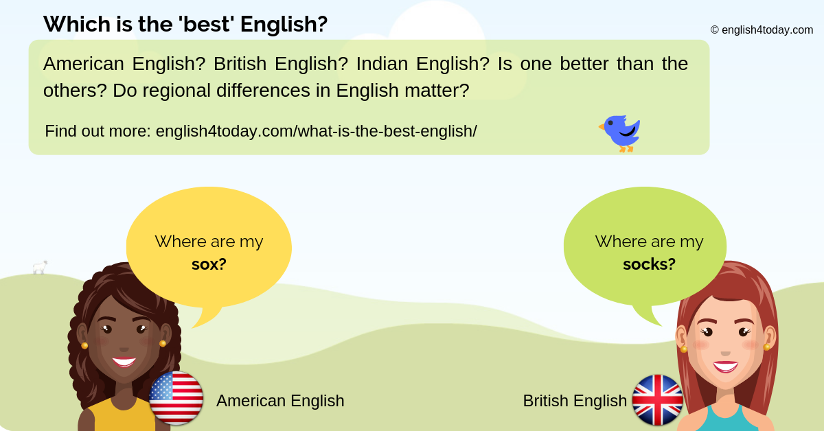 What is the best English 1